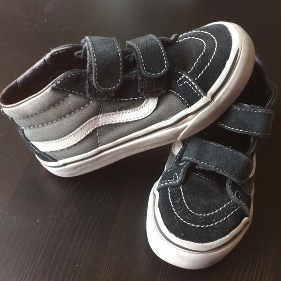 Vans Shoes | Vans Old Skool High Top